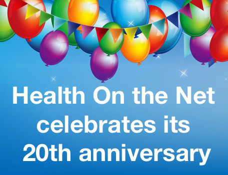Health On the Net celebrates its 20th anniversary