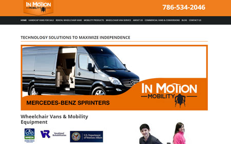 In Motion Mobility