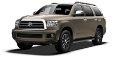 New Toyota Sequoia in La Crescenta