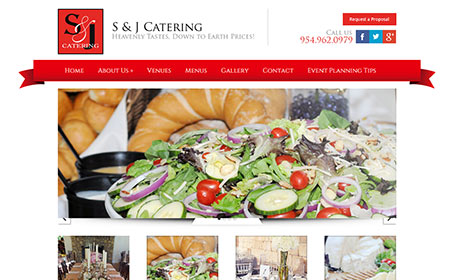 S and J Catering