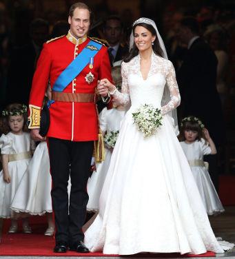 Gaun Pernikahan Termahal kate Middleton