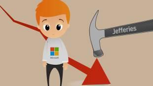 Microsoft Corporation (MSFT): Jefferies Lowers Rating Despite PT Raise