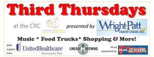 third thursdays logo 2016