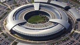GCHQ, the UK's electronic eavesdropping agency