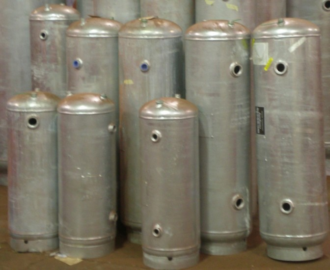 NAG Compression Tanks