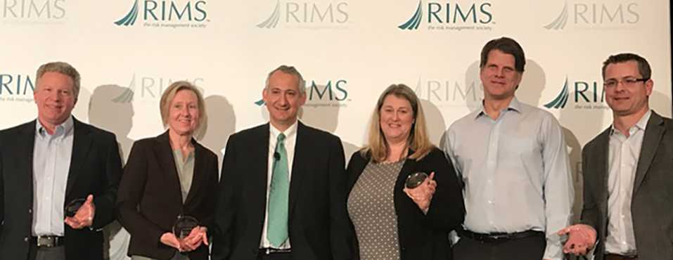 KCNSC recognized for its best practices in managing risk