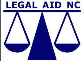 Legal Aid of North Carolina Logo