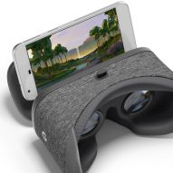 """Google's fabric VR headset is based on the """"clothes we love to wear"""""""
