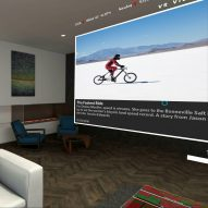 Wall Street Journal launches architect-designed virtual-reality app for reading the news