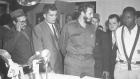 Fidel Castro Sainte-Justine hospital