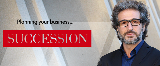 Planning your business... Succession
