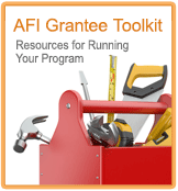 AFI Grantee Toolkit