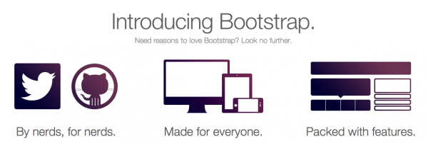 responsive bootstrap solution from twitter