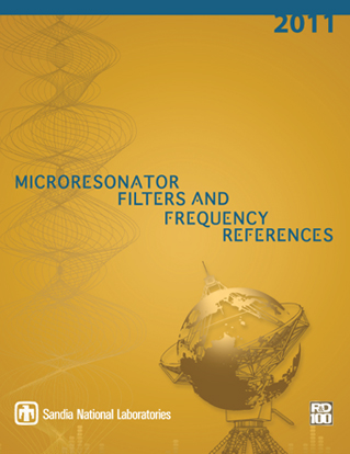 Microresonator Filters and Frequency references