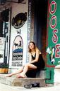 Rita Nicholson - In the Old Market, Omaha, NE.