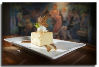 Chip Weiner - Tres Leche Cake from Samba Room Tampa