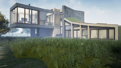 Ty Hedfan Virtual Reality in Architecture by IVR Nation