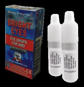 Bright Eyes Drops for Macular Degeneration