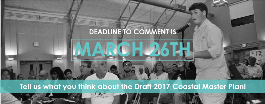 http://coastal.la.gov/a-common-vision/2017-draft-coastal-master-plan/draft-mp-feedback/