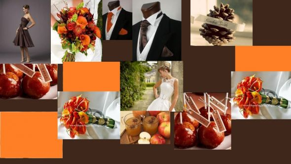 September wedding theme ideas