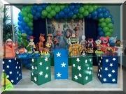 Decoração Toy Store – Festa Infantil Toy Store
