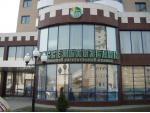 Жилой комплекс по адресу: ул. М.Горького, 20 — ПВХ окна, фасадное остекление из алюминиевого профиля, облицовка фасада керамогранитом.