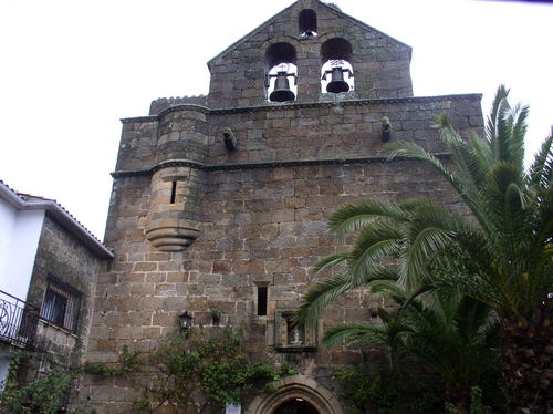 Iglesia de Cadalso