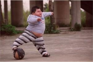obésité jeune