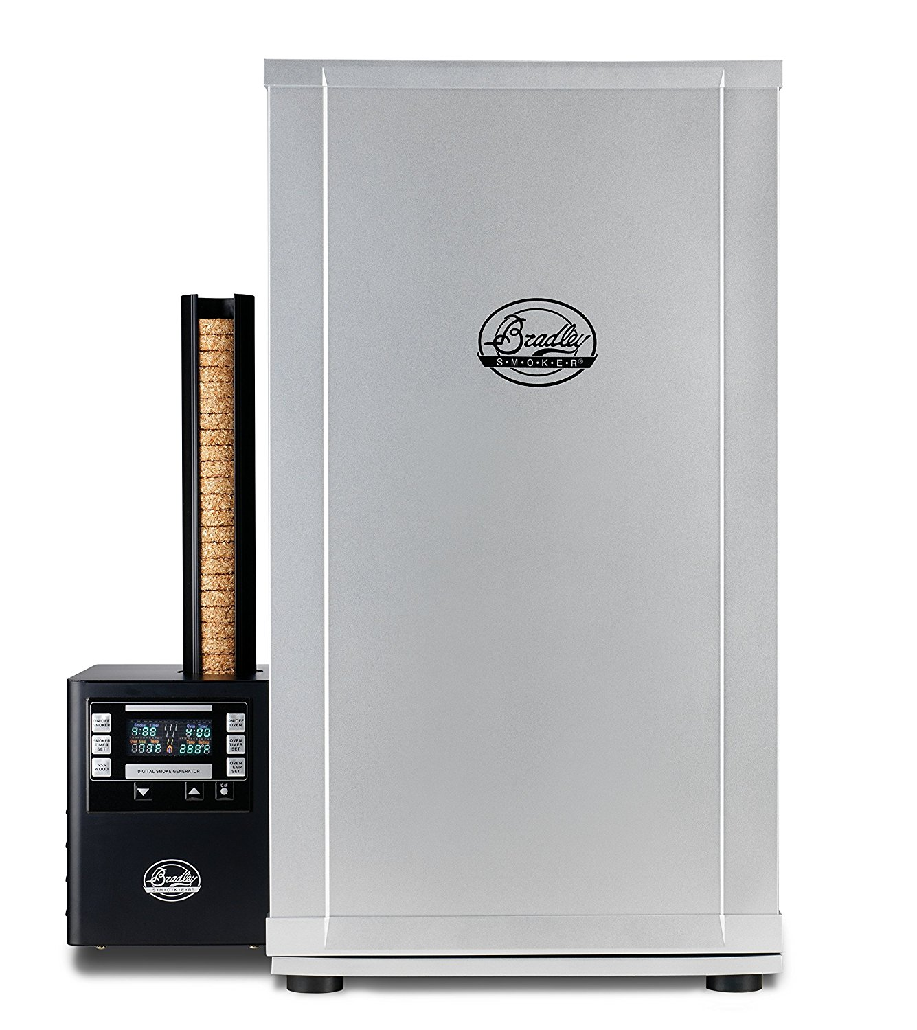 At under $400, The Bradley Digital could possibly be the best meat smoker available on the market right now.