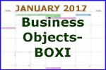 image of Jan 2017 Calendar with the text BOXI