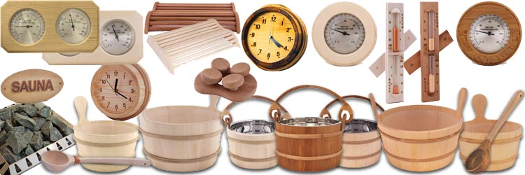 Sauna Wholesaler Accessories