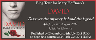 Blog Tour for Mary Hoffman's