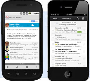 gmail account app mobile