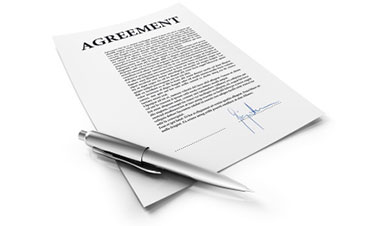 Negotiated Terms of Service Agreements