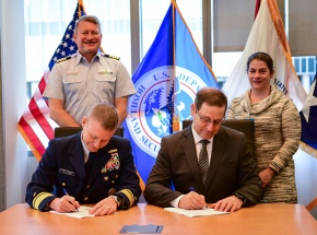 The Bureau of Safety and Environmental Enforcement (BSEE) and U.S. Coast Guard (USCG) signed four revised memorandums of agreement (MOAs) this week in order to improve regulatory collaboration related to the energy industry on the U.S. Outer Continental Shelf (OCS).