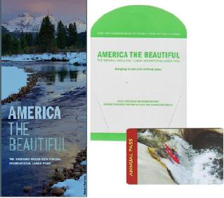 Thumbnail image of Federal Recreation Pass - Product Number 206946
