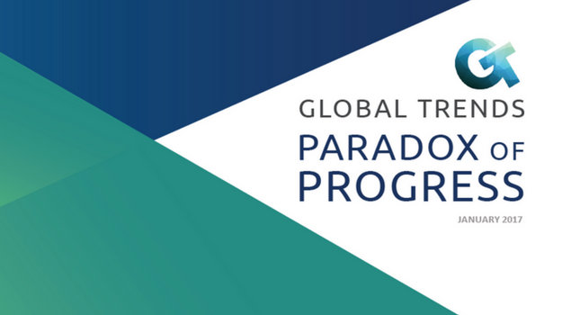 NIC Releases Global Trends - Paradox of Progress