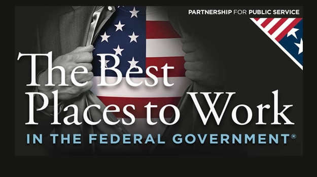 IC Secures a Top Spot in 'Best Places to Work in Federal Government'