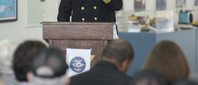 Story by Chief Petty Officer Lowell Whitman