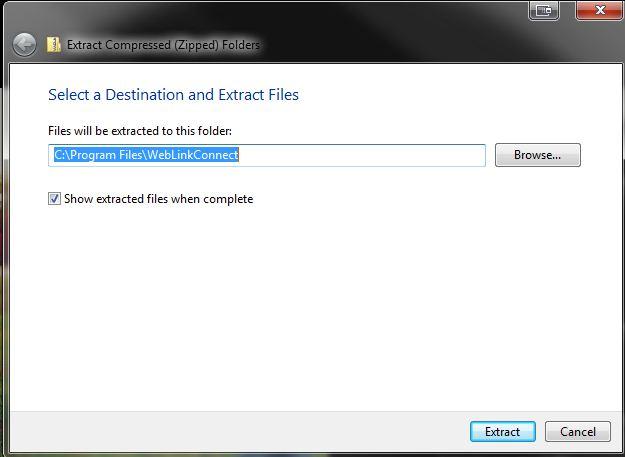 Change Folder Path