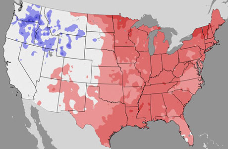 Image: Assessing the U.S. Climate in January 2017