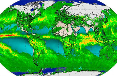 Image: New Climate Data Record Focuses on Water