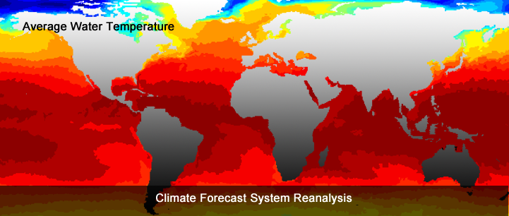 Climate Forecast System Reanalysis