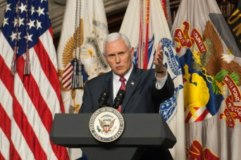 Pence honors African-American military heroes at West Point
