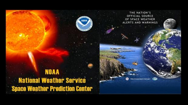 SWPC - Nation's Official Source for Space Weather