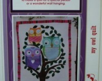 My Owl Quilt by Passionately Sewn
