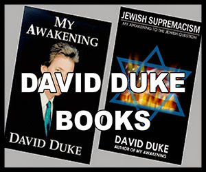 David Duke – My Awakening, Jewish Supremacism Audio Books