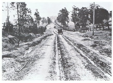 Typical of roads