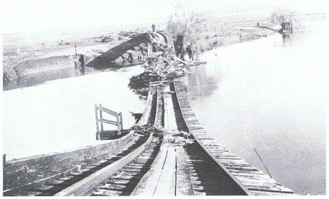 The molonglo bridge