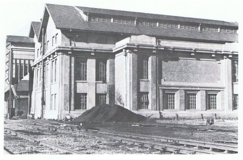 Power Station building